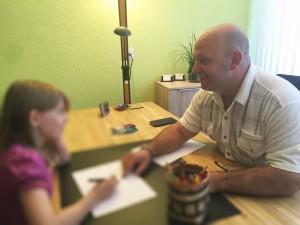etiopsychologie avec un enfant